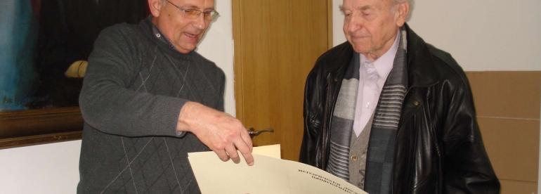 дарение на Исторически музей Панагюрище